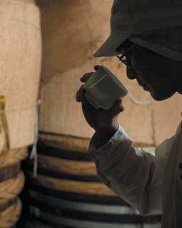 庄分酢酢造りへのこだわり
