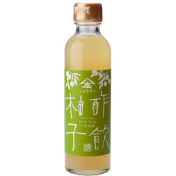 【飲む酢】酢飲 柚子(ゆず)
