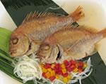 お酢を使ったレシピ南蛮漬けの素で連子鯛の南蛮漬けおせち料理にどうぞ!